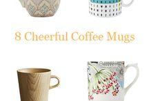 Coffee/Tea Mugs / by Sapna Chary