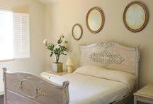 Bedrooms / by Reta Wilson
