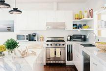 Elegantly Dwell / Interior Design / by Erika Banks