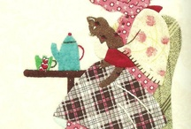 Sewing - Patterns, Sunbonnet Sue / by Julia Timmons