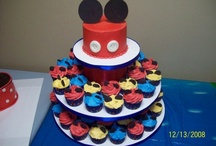 Mickey Mouse Birthday / by Melissa Dunn