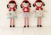 Dolls / by Marilyn Zucker-Lopez