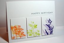 Crafts - cards, layouts, inspiration / by Jeanne Treptow