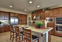 Kitchens - Stainless Appliances / Does your dream kitchen include stainless appliances? Browse through our Lennar kitchens from across the nation and let us know what you think! With a variety of styles and layouts we are sure you will find one you'll love! / by Lennar