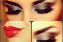 Makeup and hair that I love / by Kim Dove