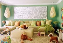 Child's Play: Kid's Rooms, Playrooms & Nurseries / by Crossville Tile