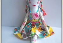 Dolls puppets / by Stephanie Wycoff