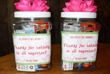 teacher's gifts / by Shanda Hampton