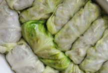 Cabbage / by Kimberly Scott