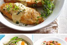 Finger Lickin' Good! / Chicken Dinners / by Jody P.