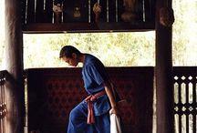 Thai massage / by Millicent Matthew