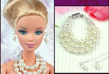 Barbie and doll accessories for kiddos / by Heather Pfortmiller