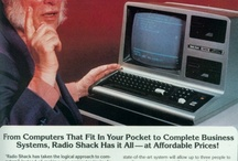 Retro Tech / Technology from days past... / by Freshwire