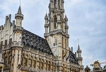 Paris & Brussels Dreams / by J Denise Barton