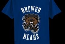 Brewer Bears / by Jordin Voigt