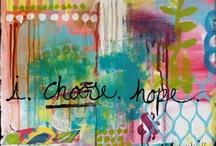 Art Journaling / by Carolyn Bahr