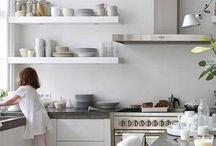 Kitchen Inspiration / by Whimsical Wonderland Weddings