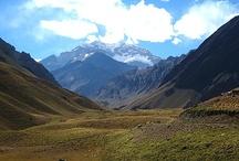 Provincia de Mendoza / Paisajes y sitios de interes turistico e historicos de Mendoza / by Voto a Mendoza