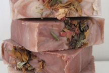 HANDCRAFTED SOAPS / by Toni Seitz