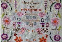 Embroidery / by Liz Broglin