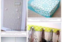 Decorating on a Budget / by TWU University Housing