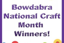 Bowdabra Giveaways / We will post giveaways for the Bowdabra here. Follow so you can enter to win! www.BowdabraBlog.com or www.Bowdabra.com / by Bowdabra @BowdabraBlog.com