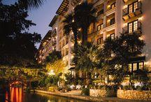 Omni La Mansion del Rio Weddings/Events, San Antonio, TX / by Omni Hotels & Resorts