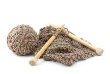 knitting ideas / by Dianna Heavilin