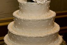 Wedding cakes and food / by SouthernGirl