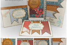 CTMH Cards / Cards made using CTMH products / by Charlene Ricketts