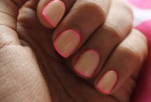 Fancy Nails / by Lindsay Webb