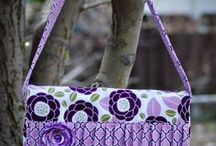 bags - sewn, messenger / by The Crafter's Apprentice