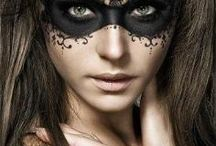 Halloween Make-up / by Teresa Russell