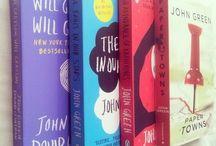 Books / by Selena Carlson
