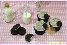 Cupcake, muffins y magdalenas / by 10ideas blog