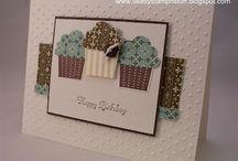 Masculine Handmade Card Ideas / by Josie de Jesus-Davis