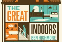 The Great Indoors / Celebrate the best of inside the house this January with our The Great Indoors Pinterest Board. Send us your pics @profilebooks #GreatIndoors  http://bit.ly/Kz6Jhn / by Profile Books