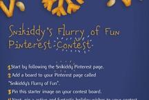 Snikiddy's Flurry of Fun / by Heta Shah