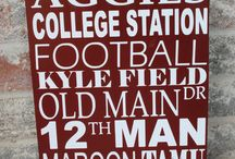All Things Aggies / by Judy Harvey