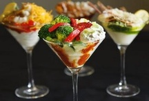 Let's Party ~ Dips,Appetizers,Munchies / by Deborah Jennings