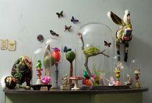 display / by Noriko Kitahara