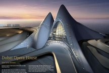 Futuristic Architecture Around the World / by David Brin
