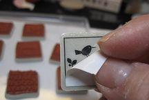 Stamp Tutorials / by Elizabeth Hough