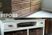 Furniture Refinishes / by Kambree Worthington