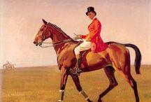 ~ Equestrian ~ Art / by Anna Maria Mazzi