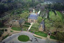 Colonial Williamsburg / by Ann Merchant