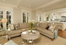 Living Rooms / by Tara Carlson-Padron