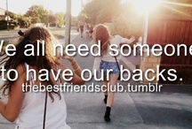 Best Friends / things to do with ma bestie(s)  / by Valerie