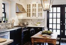 Kitchen Inspiration / by Tamara Schwarting