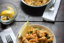 Vegan macaroni and not-cheese / by Ginny Messina